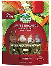 (85g) Oxbow Heathy Treats Simple Reward (Veggies)