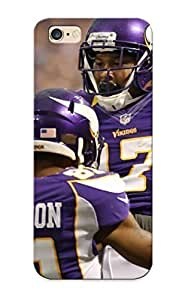 Ellent Design Minnesota Vikings Nfl Football Rv Phone Case Cover For Apple Iphone 6 Plus 5.5 Inch Premium PC Case For Thanksgiving Day's Gift