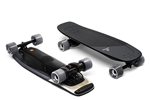 Boosted Mini x Electric Skateboard, Black, One Size