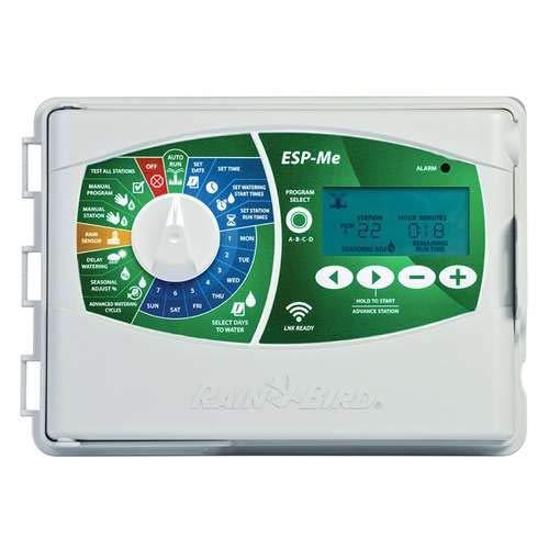 - Rainbird ESP4MEI 120V Modular Indoor Controller