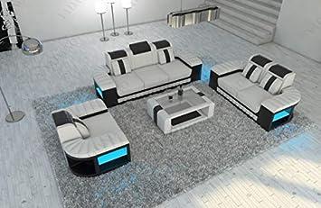 Couch Garnitur Bellagio Mit 3 Sitzer 2 Sitzer Sofas Und Sessel