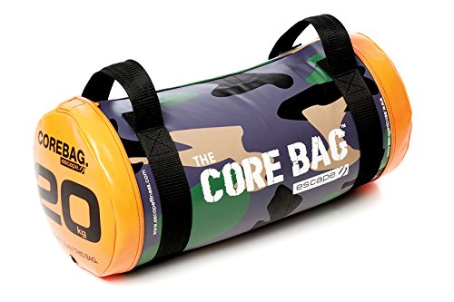 escape Core Bag, camouflage/orange, ECB200