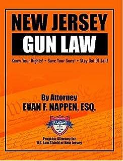 New jersey gun law guide: evan f. ; gilbert, richard nappen.