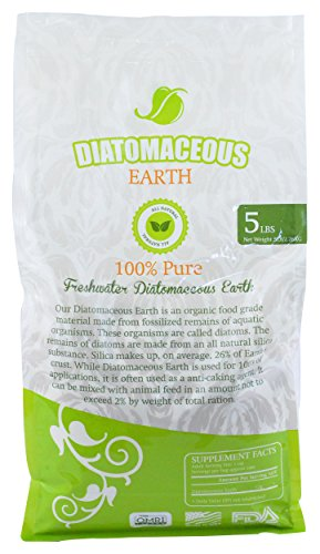 Absorbent Industries AI-10067 Diatomaceous Earth Food Gra...