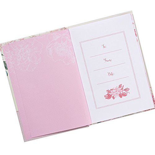 2017 Pastel Floral Inspirational Hardcover Daily Planner – Psalm 71:5