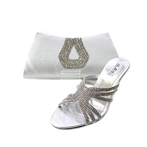 Wear Walk amp; Sandali Silver Uk Donna rCrw8xqv5
