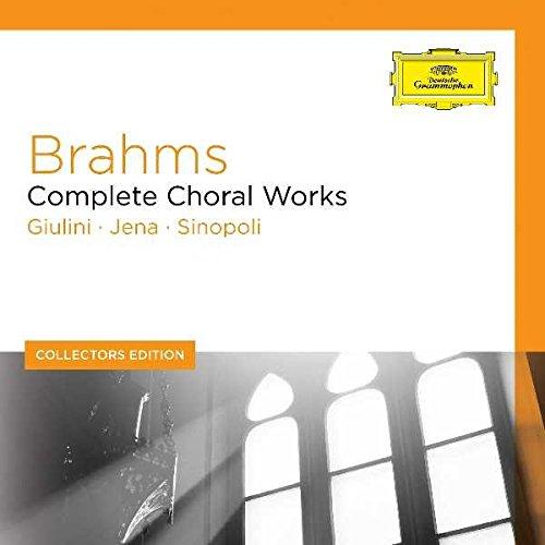 Choral Works Cd (Collector's Ed: Brahms -ÿ Choral Works [7 CD])