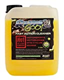 Rhino Goo! Fast Action Cleaner 5L - Bike Cleaner & Chain Degreaser for Mountain Bikes, Road Cycles, Motocross Bikes, Quad bikes & Road Motorcycles