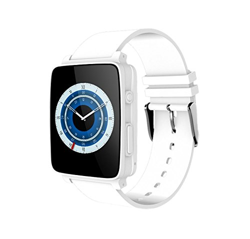 HUG HG01 Smart Watch (Classic White)