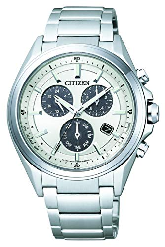 Citizen Mens Chronograph Solar Powered Watch with Titanium Strap BL5530-57A Citizen Eco Drive Chronograph Gents Watch