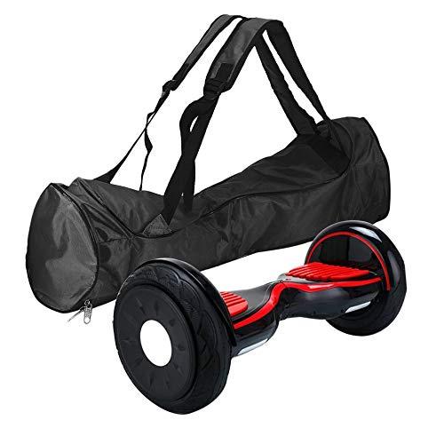 Libertroy Portable Taille Oxford Tissu Hoverboard Sac Sport Sacs /à Main pour Auto /équilibrage Voiture 6,5 Pouces Scooters /électriques Transporter Sac Noir