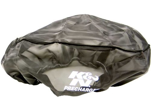 "K&N 22-1450PK Black Precharger Filter Wrap - For Your 14""x5"" Round Filter"
