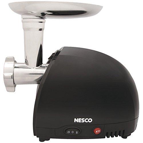 NESCO FG-100 500-Watt Food Grinder (Gray) (Electric Grinder Food Nesco)