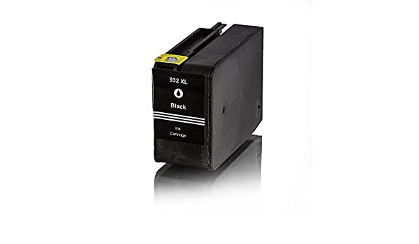 Impresora de tinta para HP 932 X L 932 XL compatible (Black/Negro ...