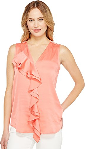 Ruffle Front Top - 8