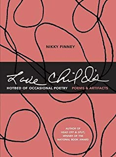 Book Cover: Love Child's Hotbed of Occasional Poetry: Poems & Artifacts