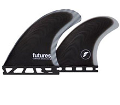 Futures Fins EA Control Series Quad 4 Fin Set by Future Fins