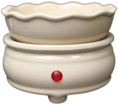 Aromatize Electric Melt Wax Burner Tart Warmer White Yankee tart suitable New