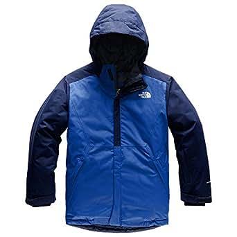 The North Face Boys' Brayden Insulated Jacket, TNF Blue, XXS
