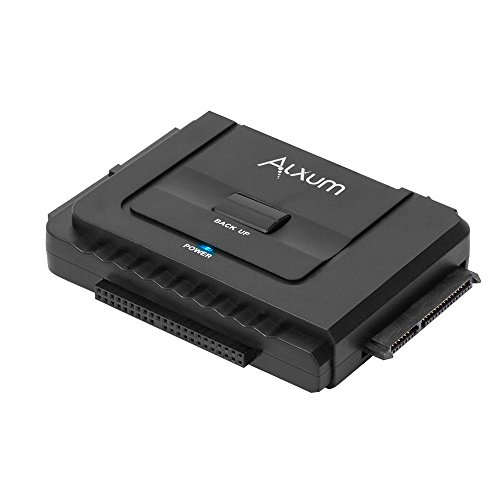 Alxum USB 3.0 to IDE/SATA Converter Hard Drive Adapter for Universal 2.5