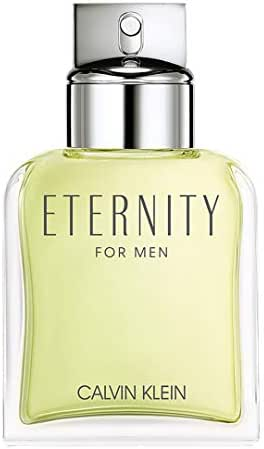 Calvin Klein ETERNITY for Men Eau de Toilette, 3.4 Fl Oz