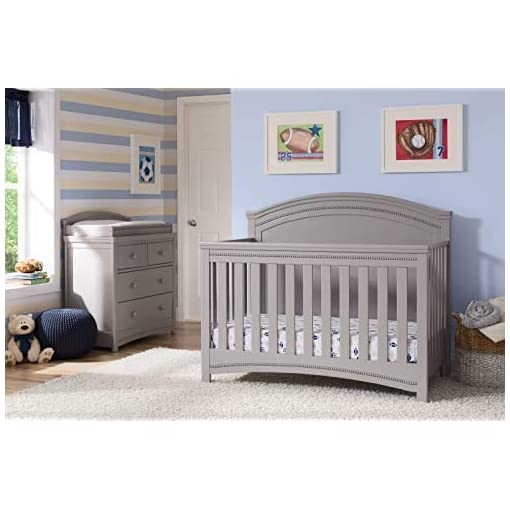 Simmons-Kids-Slumbertime-Emma-4-Drawer-Dresser-With-Changing-Top-Grey