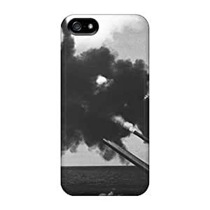 Fashion Tpu Case For Iphone 5/5s- Iowa Firing Defender Case Cover