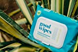 Goodwipes Wet Wipes, Shea Coco Scent, with