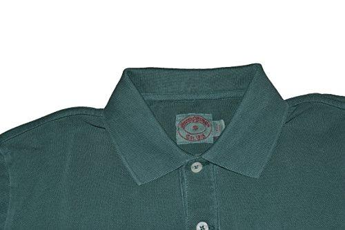 Brook Brothers Herren Poloshirt grün grün