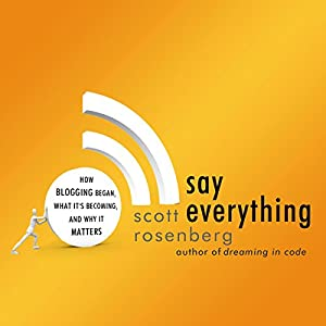Say Everything Audiobook