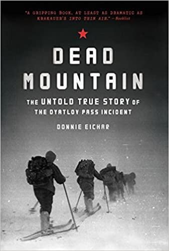 Image result for dead mountain book