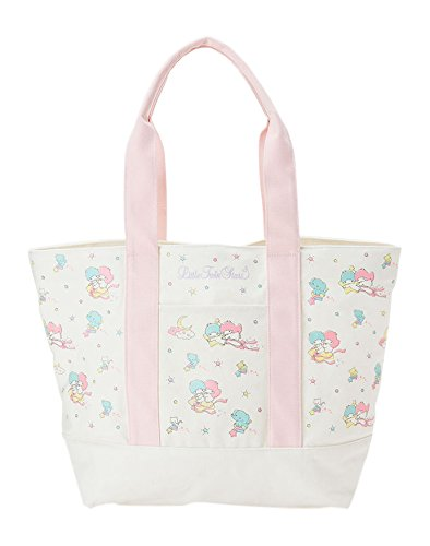 gran descuento Sanrio store, Little Twin Estrellas canvas Cooler bag bag bag plush kawaii 2017 NEW Japan Import  autorización