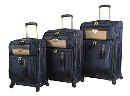 steve-madden-luggage-3-piece-softside-spinner-suitcase-set-collection-one-size-locket-navy