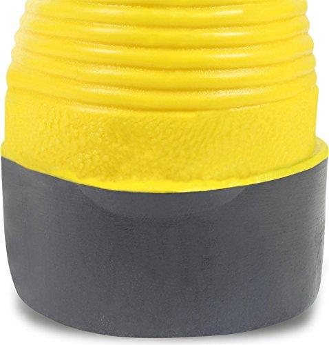 38 S5 EN Baustiefel Gelb Zehenschutz Gr 20345 mit Gummistiefel Gelb 48 normani ISO xnvXTSSq
