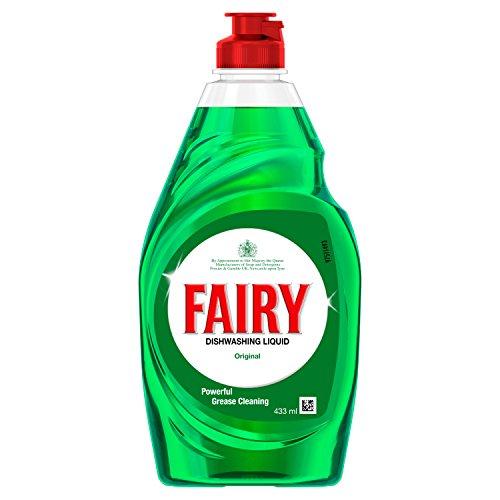 fairy dishwashing liquid - 2