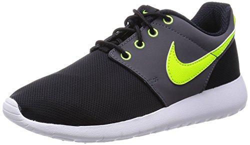 Bambino Nero Volt Roshe Black Grey Nike da white Unisex dark Ginnastica Gs Scarpe One d0nqqCxwv8
