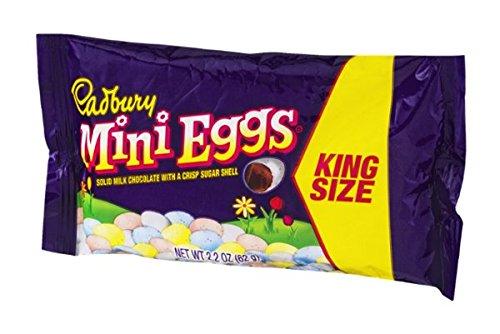 Cadbury Mini Eggs Milk Chocolate