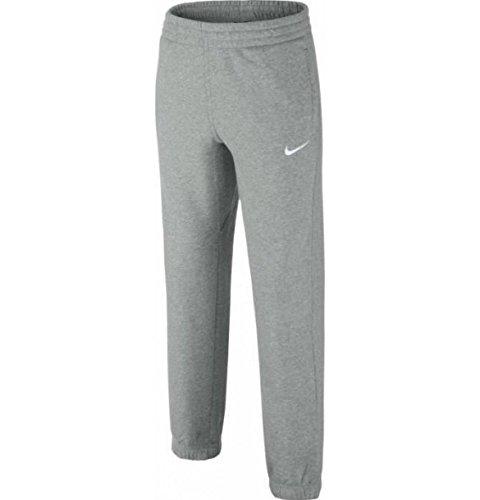 Boy's Con In pantaloni Nero Spazzolato Nike Pile bianco bianco Risvolto FvdqwSF