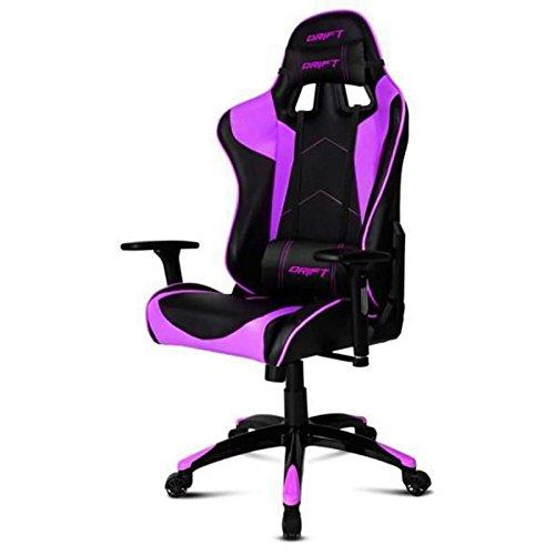 Silla de juego Drift Purpura