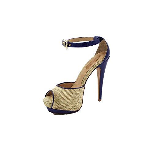 Schutz 41 Blue Sandalo Linx Schutz Sandalo dwXzIxqq