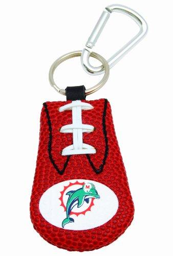 Miami Dolphins Classic NFL Football Keychain Classic Nfl Football Keychain