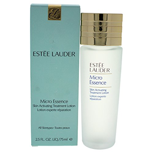 - Estee Lauder Micro Essence Skin Activating Treatment Lotion for Women, 2.5 Ounce