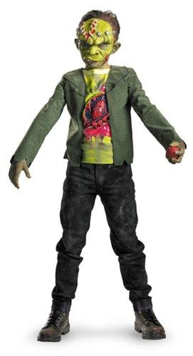 Monster Creation Costume - Medium (7-8) (Swamp Monster Costume)