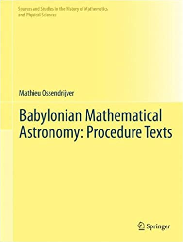 Astronomical dating of babylon i and ur iii