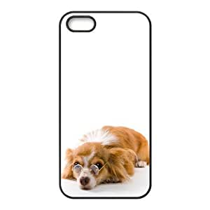 IPhone 5,5S Cases Funny 141, Shock Absorbent Funny Animals Cases Pharrel, {Black} by patoner