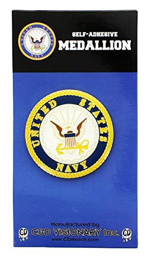 Medallion - Navy - Logo New Toys Metal Badge med-navy-0001