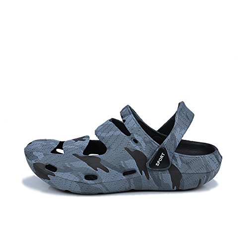 Camouflage Shoes Lightweight Suadex Sandals Dry Quick Clog Summer Breathable Women's Bath Beach Garden PAxwT1Aq7
