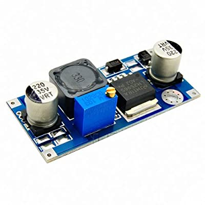 10 pcs LM2596 DC-DC Buck Converter Step Down Module Power Supply Output 1.23V-30V: Automotive