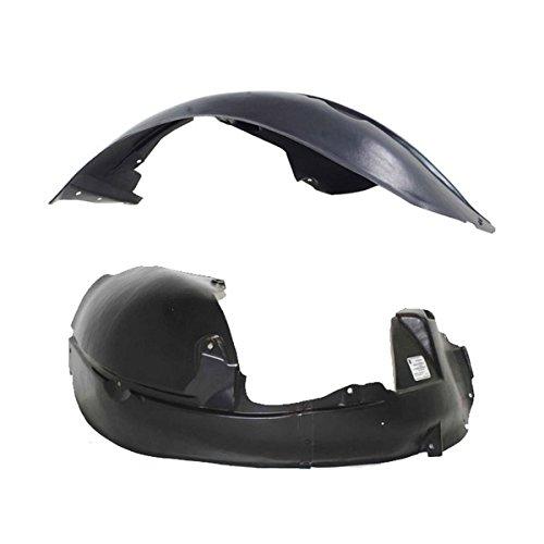 Sebring Convertible Front Splash Shield Inner Fender Liner Left & Right SET ()