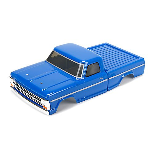 VATERRA 1968 Ford F-100 V100-S Painted Body Set - 1968 Body